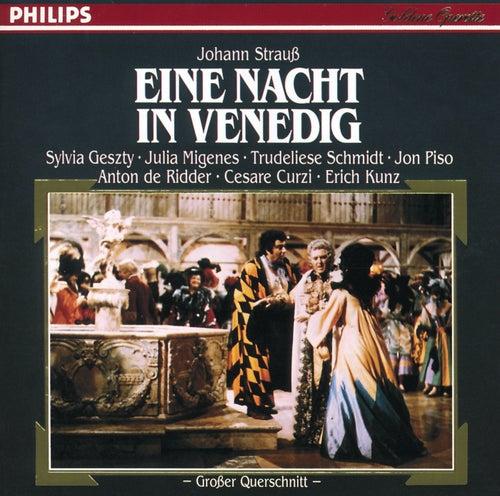 Johann Strauß: Eine Nacht in Venedig (QS) von Chor des Bayerischen Rundfunks