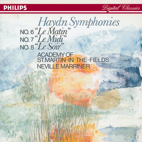 Haydn: Symphonies Nos. 6, 7, & 8 de Academy Of St. Martin-In-The-Fields