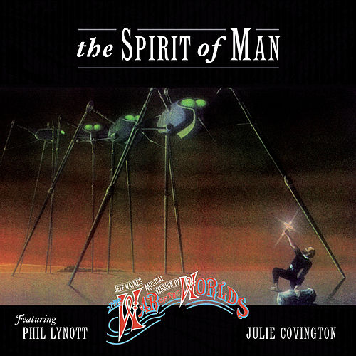 The Spirit Of Man von Jeff Wayne