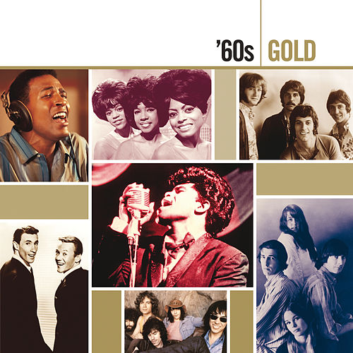 60's Gold von Various Artists