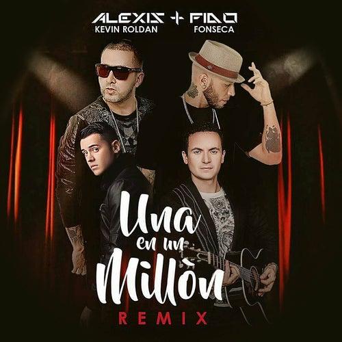 Una En Un Millon (Remix) de Alexis Y Fido