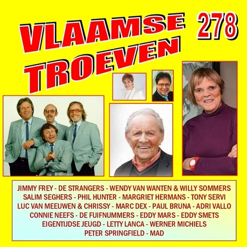 Vlaamse Troeven volume 278 by Diverse Artiesten