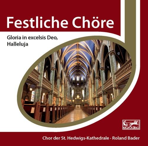 Festliche Chöre von Berlin Chor der St. Hedwig's-Kathedrale