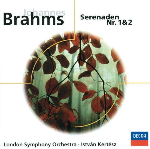 Brahms: Serenade Nr.1, Op.11 & Nr.2, Op.16 by London Symphony Orchestra