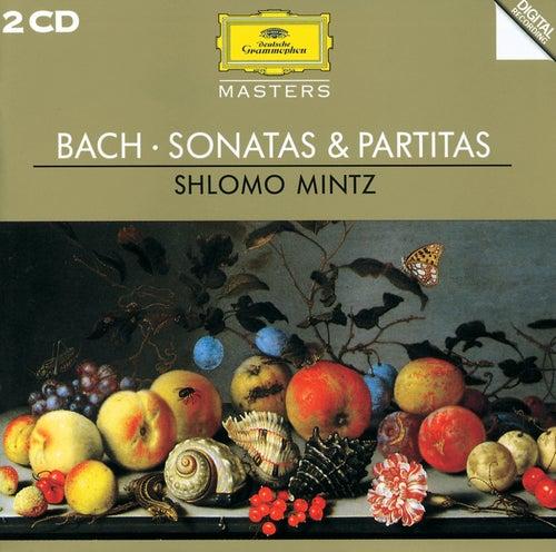 J.S. Bach: Sonatas & Partitas de Shlomo Mintz