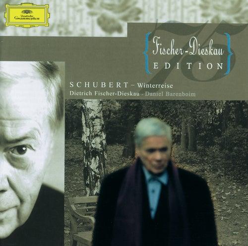 Schubert: Winterreise D 911 von Dietrich Fischer-Dieskau