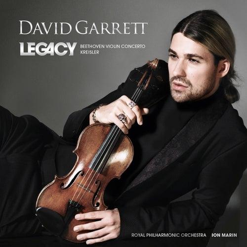 Legacy von David Garrett