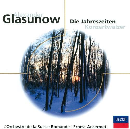 Glasunow: Jahreszeiten von L'Orchestre de la Suisse Romande