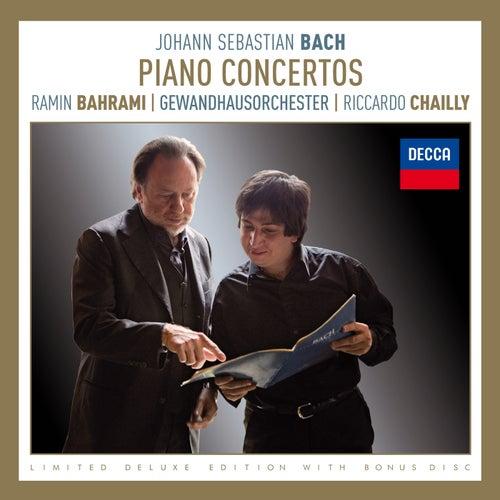 Piano Concertos Deluxe Edition di Ramin Bahrami