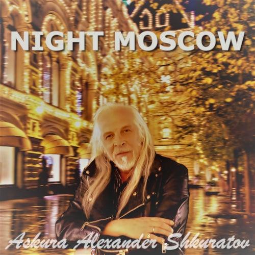 Night Moscow by Askura Alexander Shkuratov