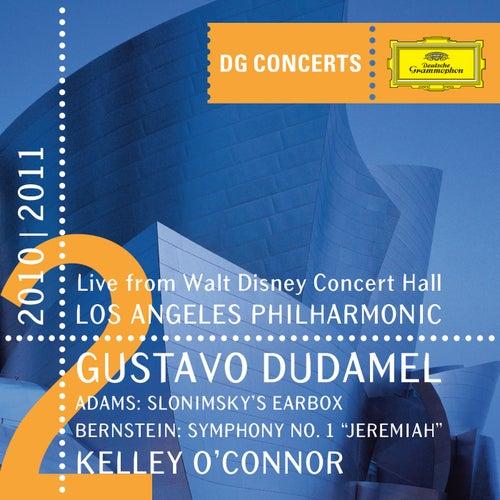 Adams: Slonimsky's Earbox / Bernstein: Symphony No.1 'Jeremiah' von Kelley O'Connor