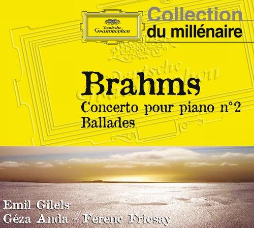 Concerto piano n° 2 - Ballades von Géza Anda