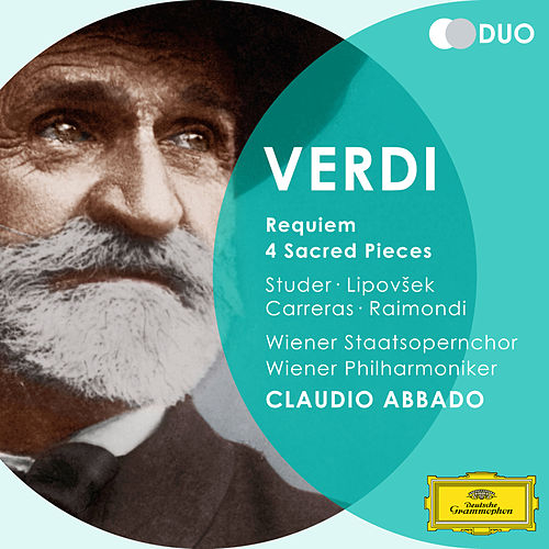 Verdi: Requiem; 4 Sacred Pieces by Cheryl Studer