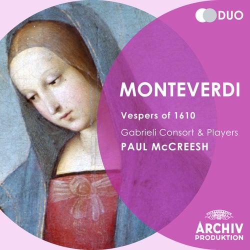Monteverdi: 1610 Vespers von Gabrieli Consort & Players