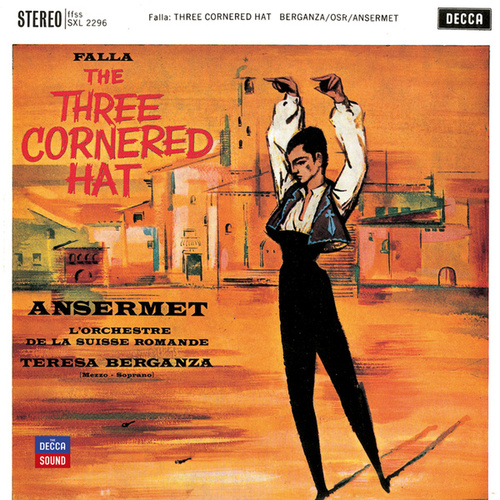 Falla: The Three Cornered Hat von L'Orchestre de la Suisse Romande
