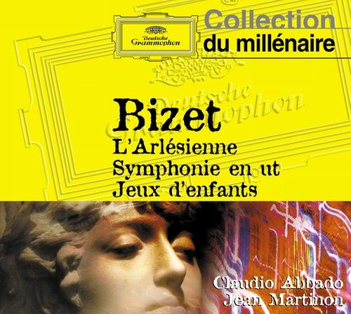 L'Arlésienne, suites - Symphonie en ut - Jeux d'enfants de Claudio Abbado