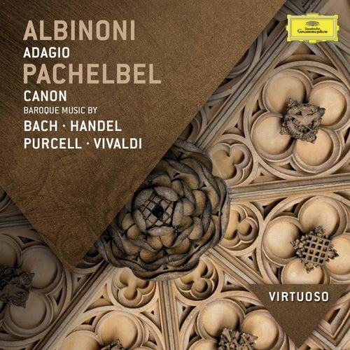 Pachelbel: Canon - Baroque Music by Bach, Handel, Purcell, Vivaldi de Various Artists