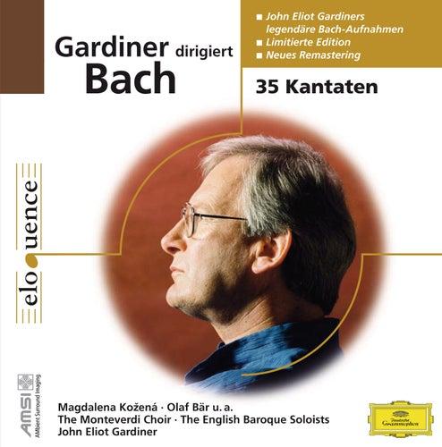 Gardiner dirigiert Bach – 35 Kantaten von John Eliot Gardiner
