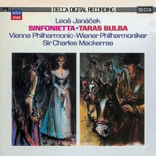 Janacek: Sinfonietta; Taras Bulba by Wiener Philharmoniker
