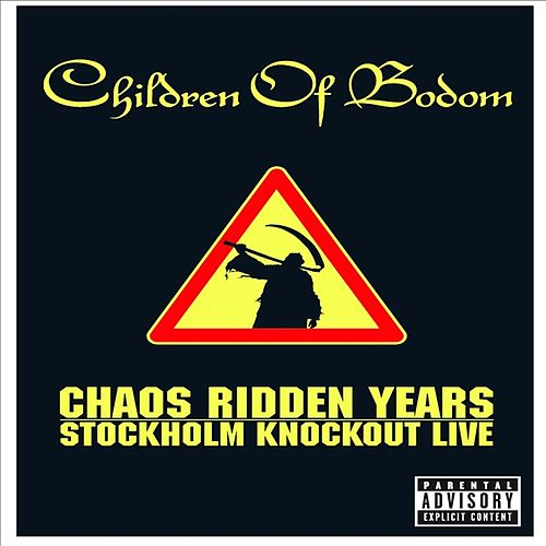 Stockholm Knockout Live de Children of Bodom