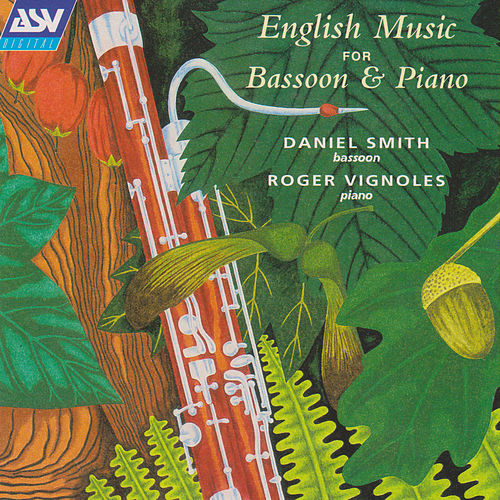 English Music for Bassoon & Piano by Daniel Smith
