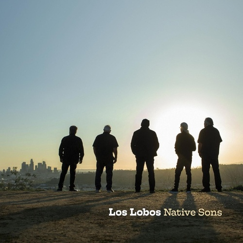 Jamaica Say You Will / Flat Top Joint by Los Lobos