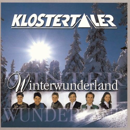 Winterwunderland von Klostertaler