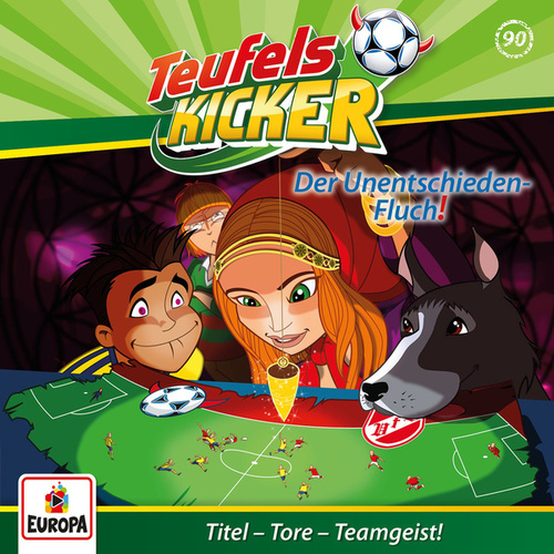 Folge 90: Der Unentschieden-Fluch! by Teufelskicker