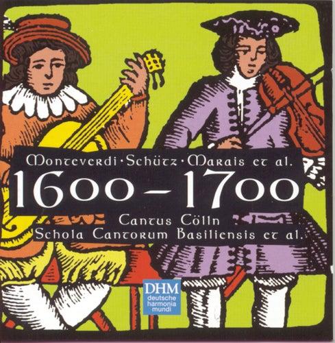 Century Classics IV: 1600-1700 de Various Artists