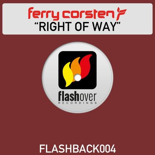 Right of Way von Ferry Corsten