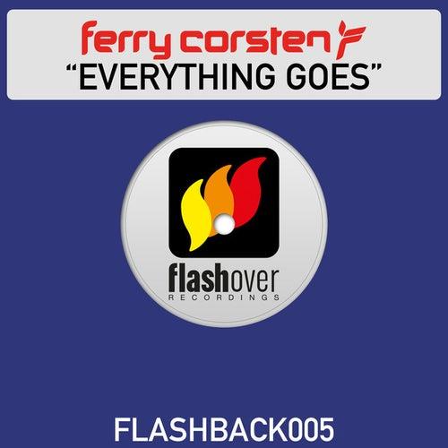 Everything Goes von Ferry Corsten