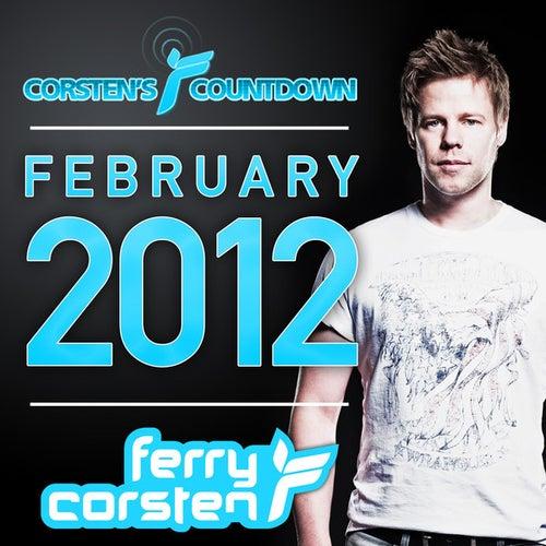 Ferry Corsten presents Corsten's Countdown February 2012 de Various Artists