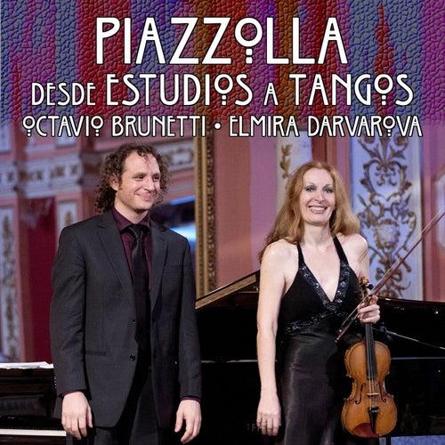 Desde estudios a tangos von Elmira Darvarova
