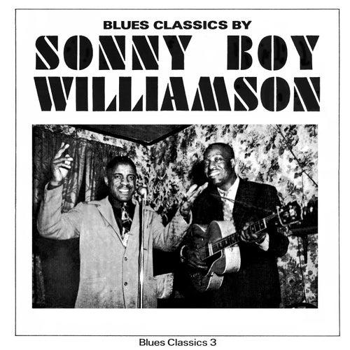 Blues Classics 3 von Sonny Boy Williamson