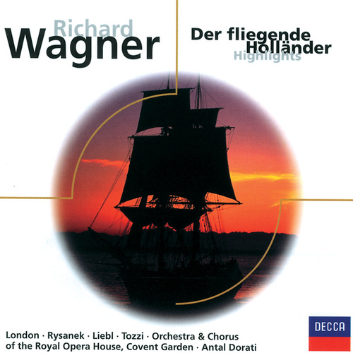 Wagner: Der Fliegende Holländer (Highlights) by George London