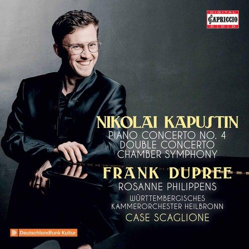 Kapustin: Orchestral Works von Frank Dupree