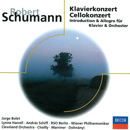 Schumann: Klavierkonzert, Op.54 - Cellokonzert, Op.129 di Various Artists