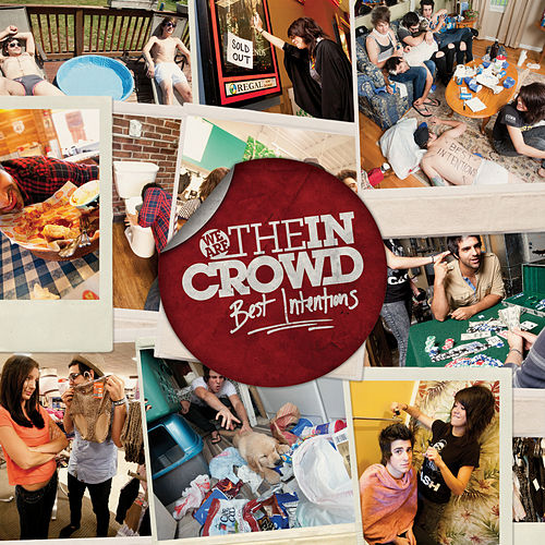 Best Intentions de We Are The In Crowd