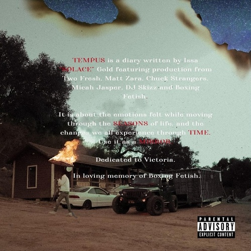 Tempus by Issa Gold