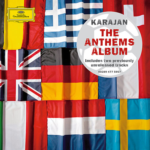 Karajan - The European Anthem & National Anthems by Various Artists
