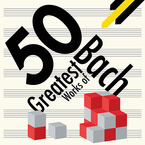 50 Greatest Works of Bach de Various Artists