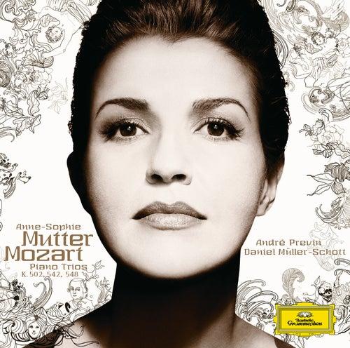 Mozart: Piano Trios K. 548, 542 & 502 de Anne-Sophie Mutter