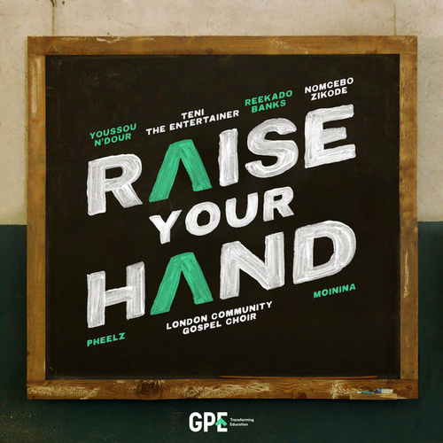 Raise Your Hand by Youssou N'Dour