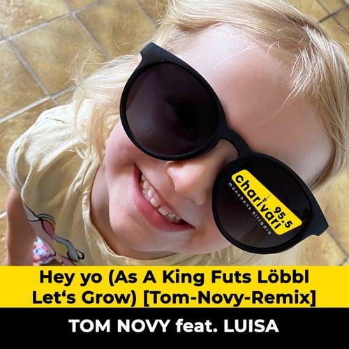 Hey Yo, as a King Futs Löbbl Let'S Grow (Tom Novy Remix) von Tom Novy