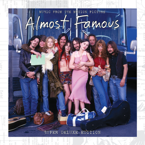 Almost Famous (Music From The Motion Picture / 20th Anniversary / Super Deluxe) von Various Artists