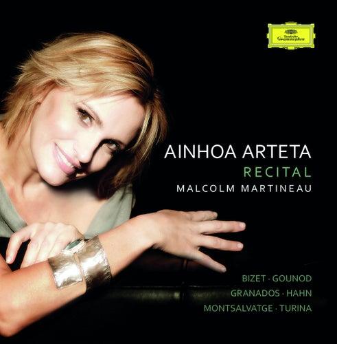Recital von Ainhoa Arteta