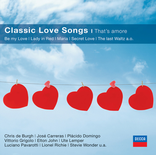Classic Love (CC) von Various Artists