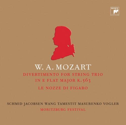 Mozart: Divertimento von Jan Vogler