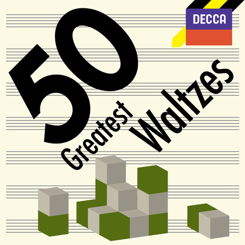 50 Greatest Waltzes di Various Artists