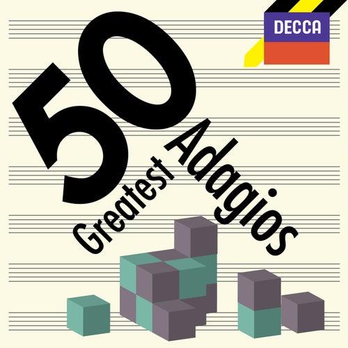 50 Greatest Adagios by Various Artists